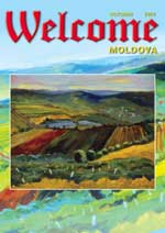 October 2003 Welcome Moldova Magazine